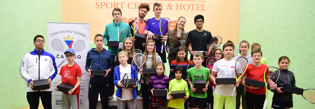 Czech Junior Open 2018 (SS)